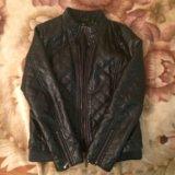 Куртка кож.зам. Фото 2.