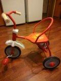 Велосипед трех колесный. Фото 1.