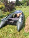 Лодка пвх бриг 3800. Фото 1.