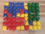 Развивающая игра цвета и формы. мозаика. Фото 1.