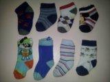 Носочки для детей до года. Фото 1.