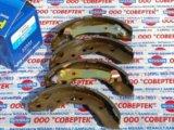 Тормозные колодки задние hyundai atos. Фото 2.