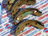Тормозные колодки задние hyundai atos. Фото 1.
