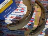 Колодки тормозные задние daewoo leganza. Фото 1.