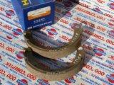 Sa-121 колодки тормозные hyundai hd65,72,county дв. Фото 1.