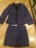 Костюм и юбка. Фото 1.