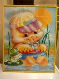 Картина детская. Фото 1.