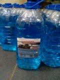 Стеклоомывающая жидкость до -30. Фото 1.