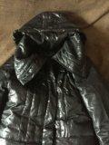 Пальто/пуховик. 40 размер. Фото 2.