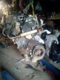Двигатель ниссан пастфайндер 2.5 дт. Фото 3.
