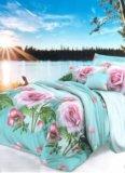 2-спальный кпб с европростыней+беспл.доставка. Фото 1.