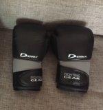 Перчатки боксёрские. Фото 1.