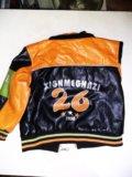 Куртка бомбер для мальчика. Фото 1.