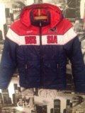 Куртка россия. Фото 1.