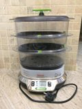 Пароварка tefal vita cuisine compact vs4003. Фото 2.