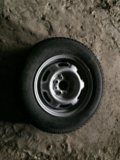 Зимнее колесо. Фото 1.