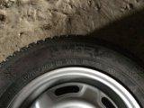 Зимнее колесо. Фото 3.
