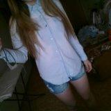 Блузка\рубашка. Фото 1.