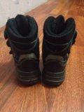 Ботинки зимние котофей, 15,5 см. Фото 2.