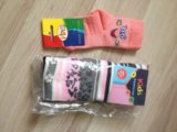 Колоточки и носочки для девочки. Фото 1.