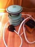 Двигатель для швейной машинки. Фото 1.