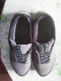 Зимние кроссовки. Фото 3.