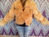Шубы из меха лисы. Фото 3.