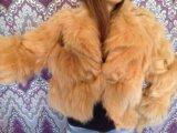 Шубы из меха лисы. Фото 1.