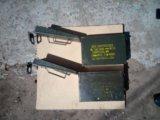 Ящики бу для патронов nato 7.62 (на 200шт.) металл. Фото 3.