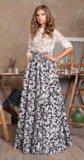 Платье новое. размер 44-46. Фото 1.