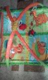 Детский игровой коврик. Фото 1.