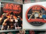 Tekken 6 ps3. Фото 2.