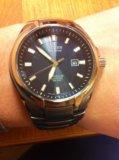 Часы citizen eco-drive titanium sapphire wr 100. Фото 2.