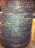 Зимние колеса кордиант поляр2 новые на дисках. Фото 3.