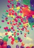 Геливые шарики,шарики на праздник. Фото 2.