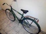 """Велосипед цвета """"хаки"""", почти новый. Фото 1."""