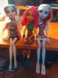 Куклы монстер хай (чит. описание ). Фото 1.