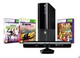 Xbox 360 прошитый(freebot) с кинектом. Фото 1.