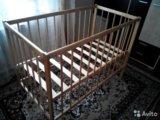 """Продам детскую кроватку""""фея"""".. Фото 1."""