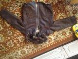 Продам мужскую дубленку в отличном состоянии!. Фото 2.