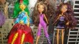 Куклы монстр хай. Фото 1.