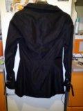 Стильная молодежная курточка ветровка. Фото 1.