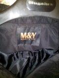 Стильная молодежная курточка ветровка. Фото 2.