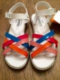 Новые сандали. Фото 3.