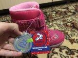 Новые зимние ботинки капика. Фото 3.