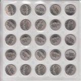 Монеты олимпиада сочи (4 листа). Фото 2.