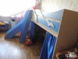 Кровать корабль. Фото 2.