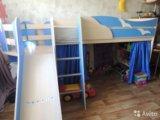 Кровать корабль. Фото 3.