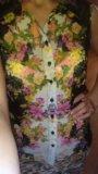 Блуза шифоновая. Фото 1.