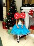 Красивое платье детское. Фото 1.